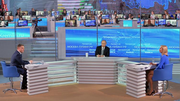 بوتين يتحدث عن استعداده لمد يد المساعدة إلى أردوغان وبوروشينكو (فيديو)