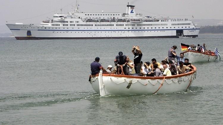 تركيا تتوقع وصول موجة مهاجرين تالية من اليونان خلال أيام