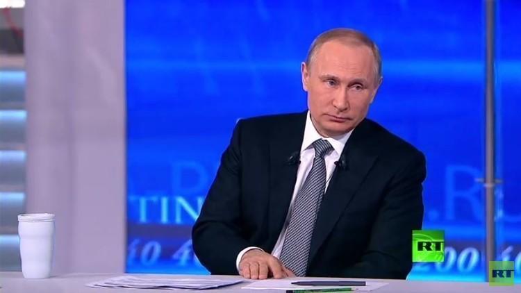 بوتين يشيد بشجاعة الأكراد في مواجهة الإرهاب