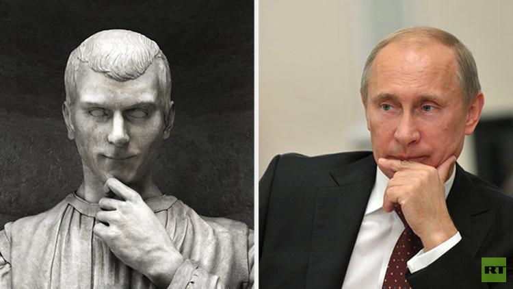 سي إن إن: بوتين يستحضر مكيافيلي