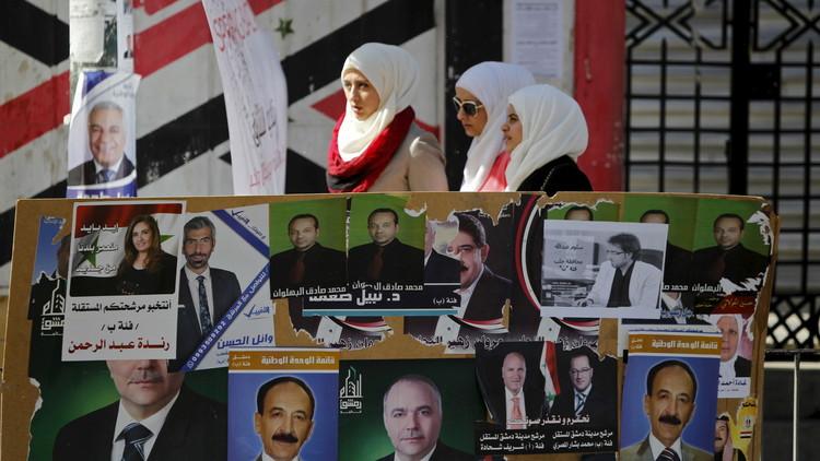 اللجنة العليا للانتخابات في سوريا: يمنع تسريب أي معلومة قبل اكتمال جمع الأصوات