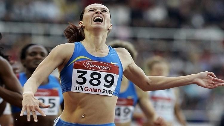 المحكمة الرياضية تقرر إلغاء إيقاف العداءة الروسية أندريانوفا