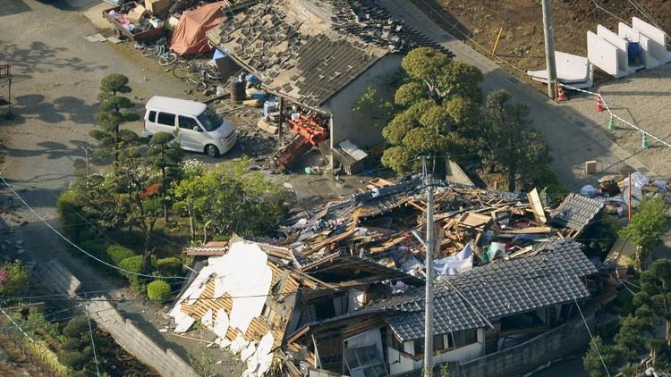 روسيا تعرض المساعدة على اليابان في إزالة آثار الزلزال