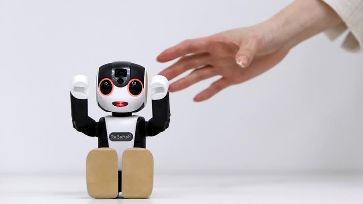 إطلاق الروبوت الراقص