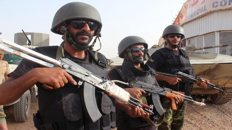 الجيش اليمني يستعيد السيطرة على الحوطة