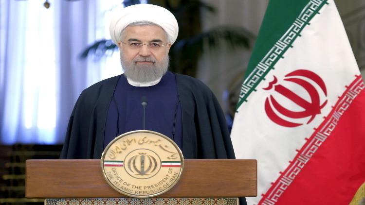 روحاني ينسحب من جلسة
