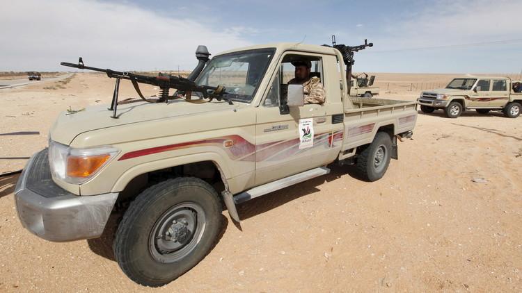مقتل جنديين بهجوم انتحاري في بنغازي