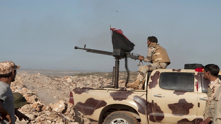 رئيس تونس يحذر من أي تدخل عسكري أجنبي في ليبيا