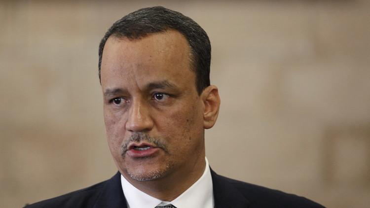 ولد الشيخ أحمد: اليمن أقرب إلى السلام من أي وقت مضى