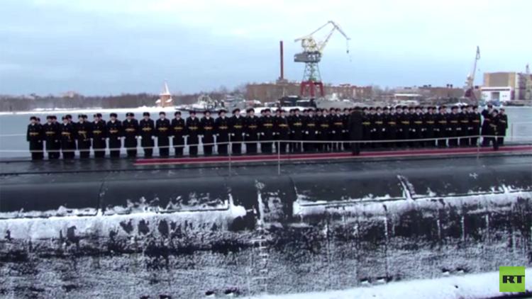 أميرال أمريكي: غواصات روسيا أكبر خطر
