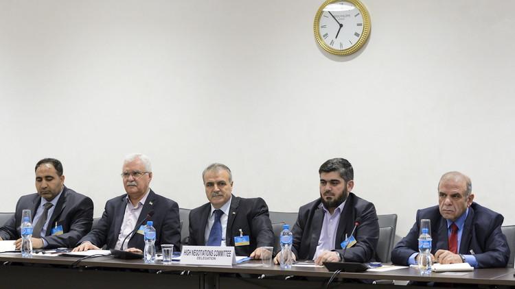 المعارضة ترفض اقتراح دي ميستورا ببقاء الأسد