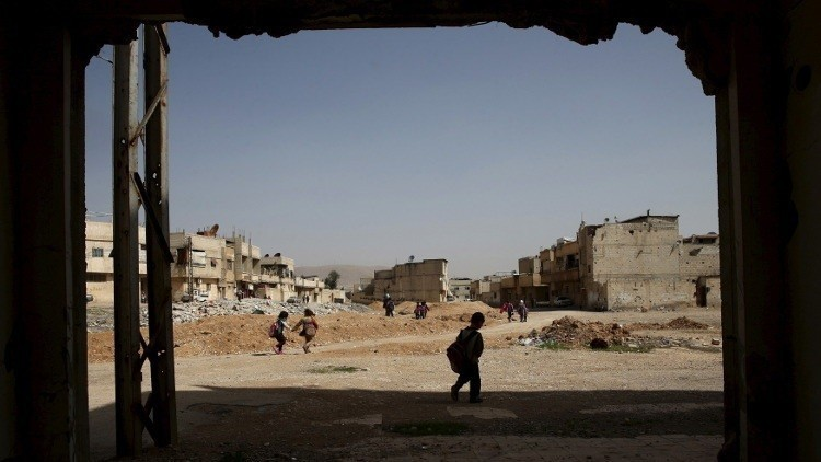 وفد أممي يدخل داريا لأول مرة منذ حصارها