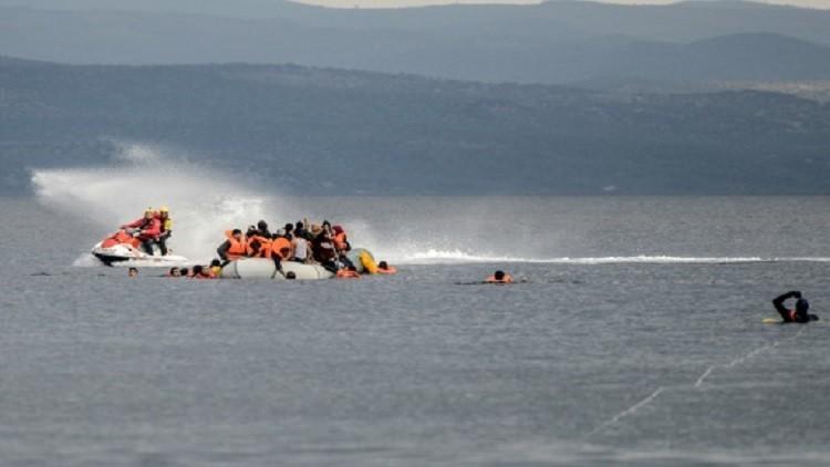 إنقاذ 116 مهاجرا في البحر المتوسط