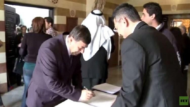 اثنان من الأرمن في برلمان سوريا الجديد