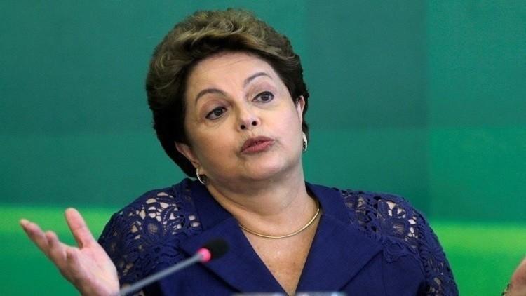 رئيسة البرازيل قاب قوسين من الإقالة