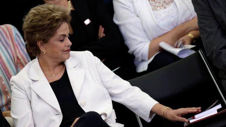 مجلس النواب البرازيلي يؤيد مساءلة الرئيسة روسيف
