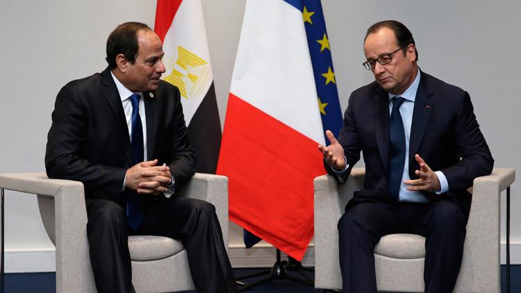 القاهرة وباريس توقعان اتفاقيات تعاون مشترك