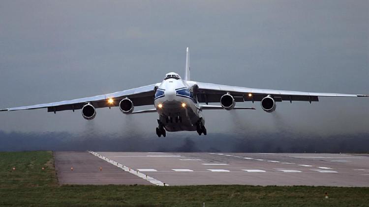 الحرب في سوريا تحفز صناعة طائرات الشحن الروسية