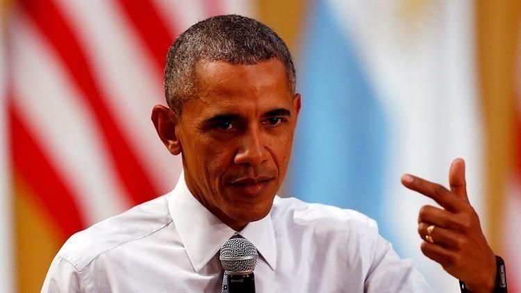 أوباما: دعمنا للعراق مستمر لقتال
