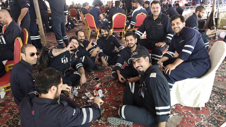إضراب عمال الكويت نعمة لأسواق النفط