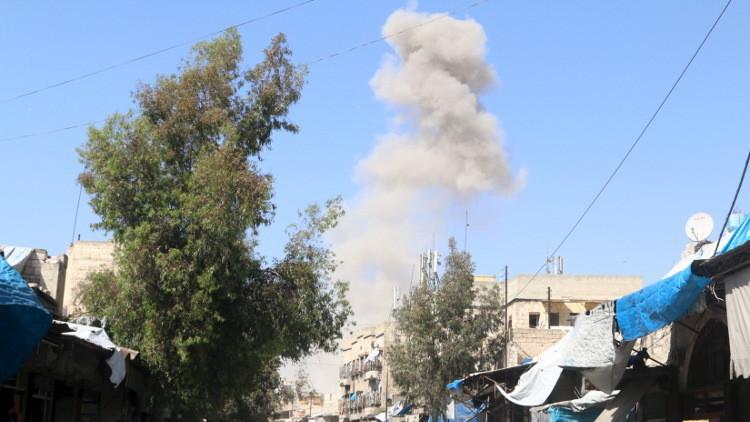 الخارجية الروسية: نبحث مع واشنطن الوضع حول حلب