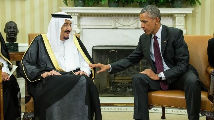 أوباما يخضع للسعودية