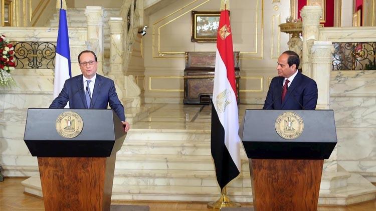 باريس توقع عقودا مع القاهرة بـ 2.26 مليار دولار