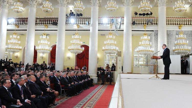 بوتين: نحتل المركز الثاني عالميا بتصدير الأسلحة
