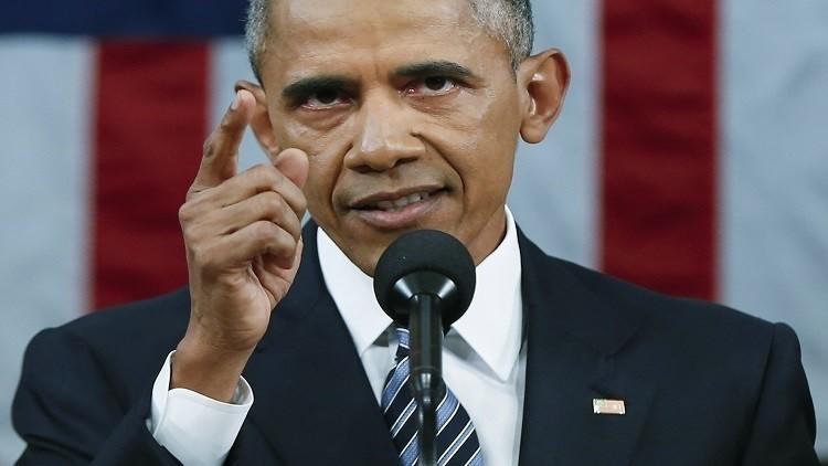 أوباما: الولايات المتحدة دولة فريدة من نوعها