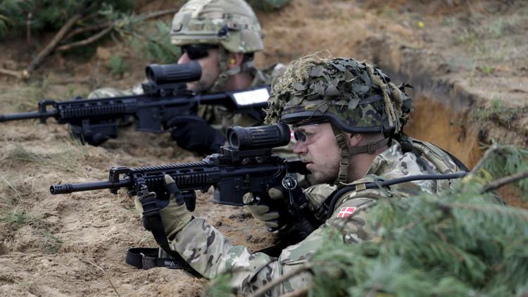 الدنمارك تقرر مساندة التحالف الدولي في سوريا