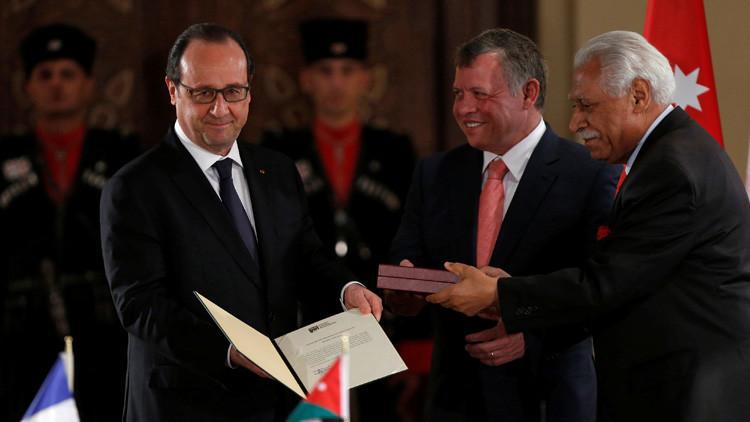 عمان وباريس نحو مزيد من التعاون الاقتصادي