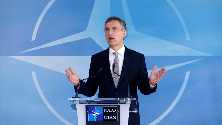 الناتو: قنوات الحوار السياسي مفتوحة مع روسيا