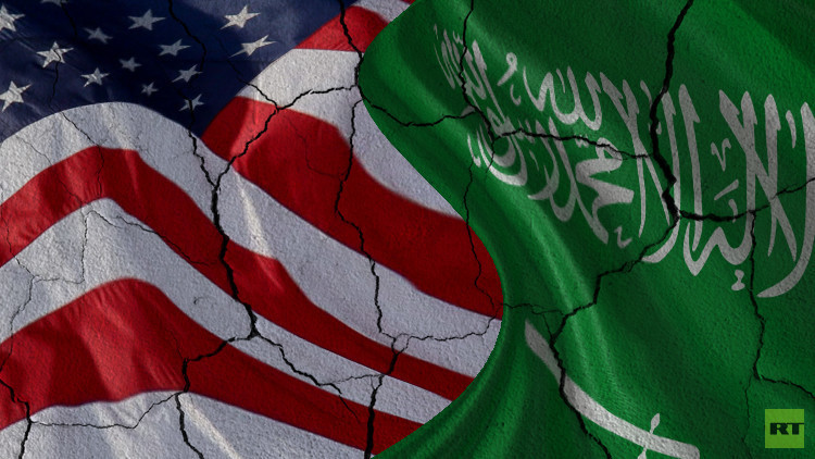 التحالف الأمريكي السعودي يتفتّق