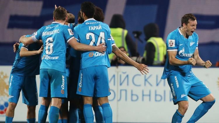 زينيت بطرسبورغ إلى نهائي كأس روسيا