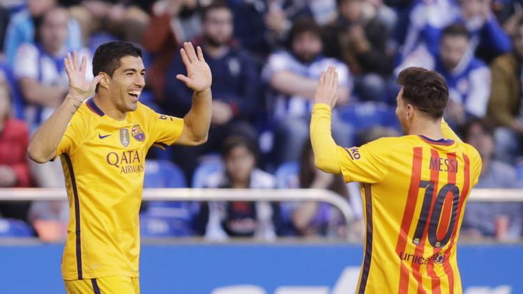 برشلونة يعود لسكة الانتصارات من بوابة لاكورونا