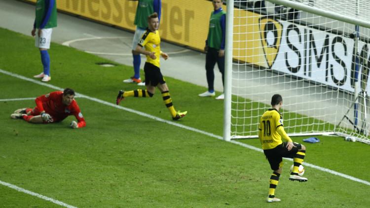 دورتموند والبافاري في نهائي كأس ألمانيا - فيديو
