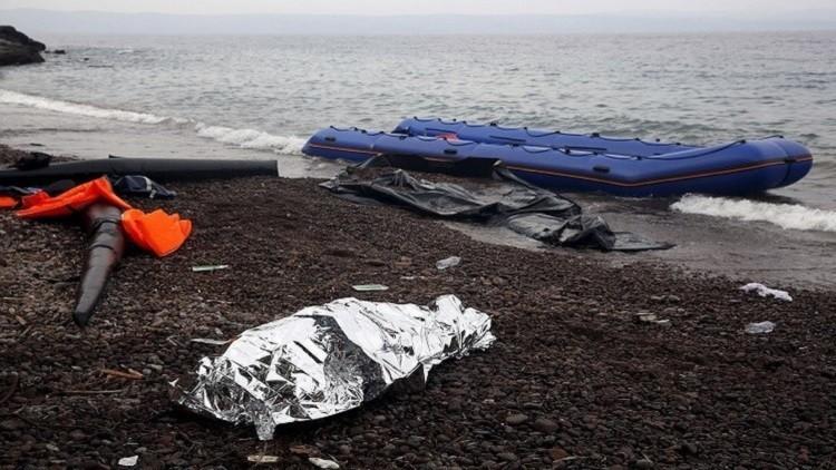 غرق نحو 500 مهاجر في المتوسط الأسبوع الماضي