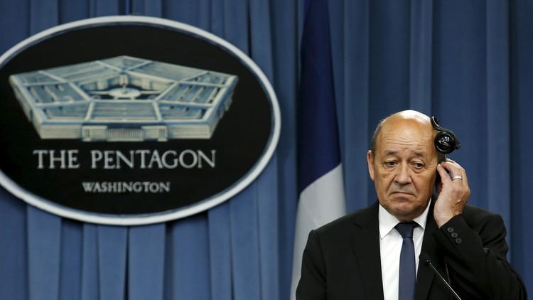 وزير الدفاع الفرنسي: القضاء على