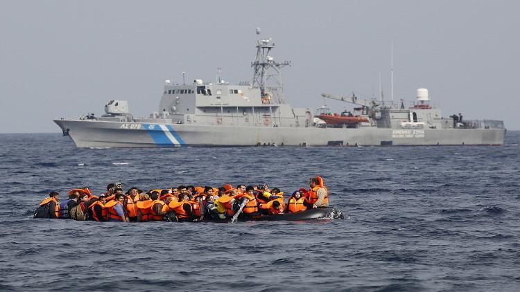 الناتو: انخفاض ملحوظ في عدد اللاجئين إلى أوروبا