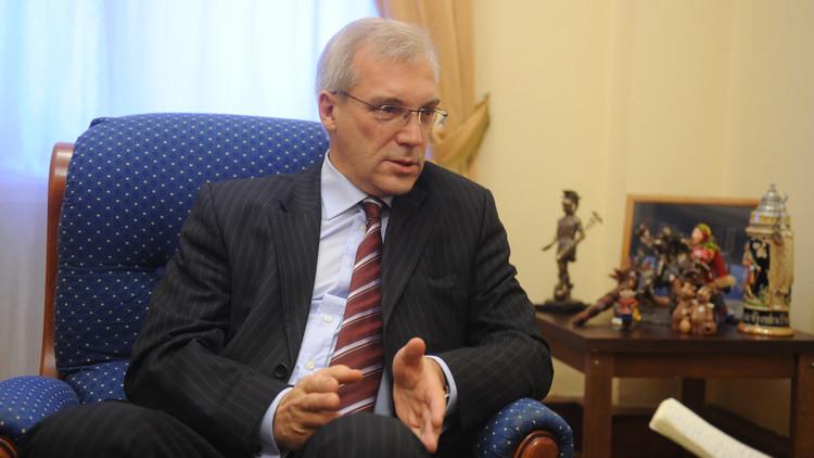 موسكو تعلن شرط استئناف الحوار مع الناتو