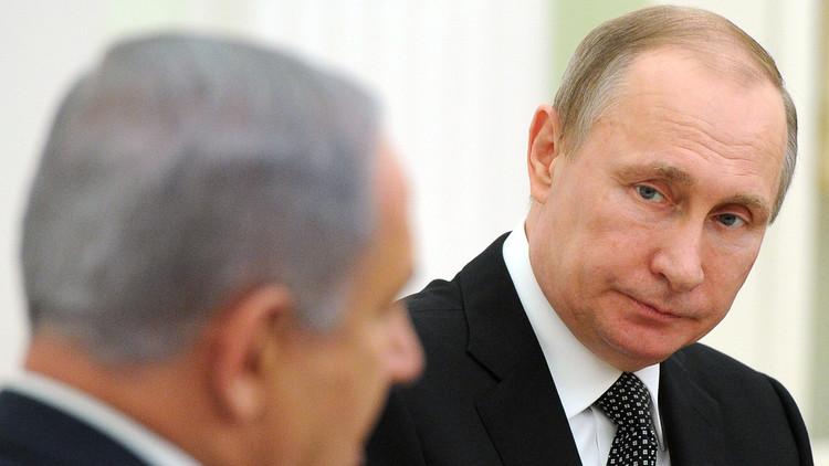 الأمن في صدارة لقاء بوتين مع نتنياهو