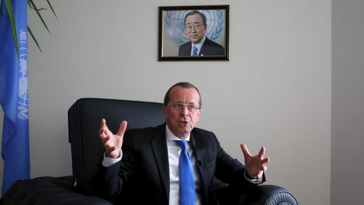 الأمم المتحدة تأسف لبطء المسار السياسي في ليبيا