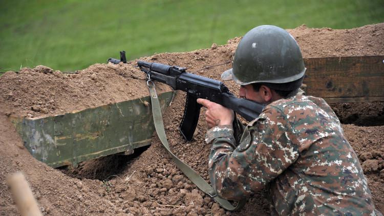 لافروف: تركيا تحث على الحرب في قره باغ