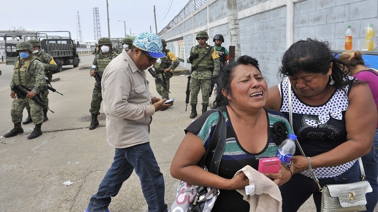 ارتفاع عدد ضحايا الانفجار بمصنع في المكسيك إلى 24 شخصا