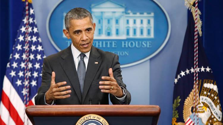 أوباما: سنتأقلم مع انخفاض أسعار النفط