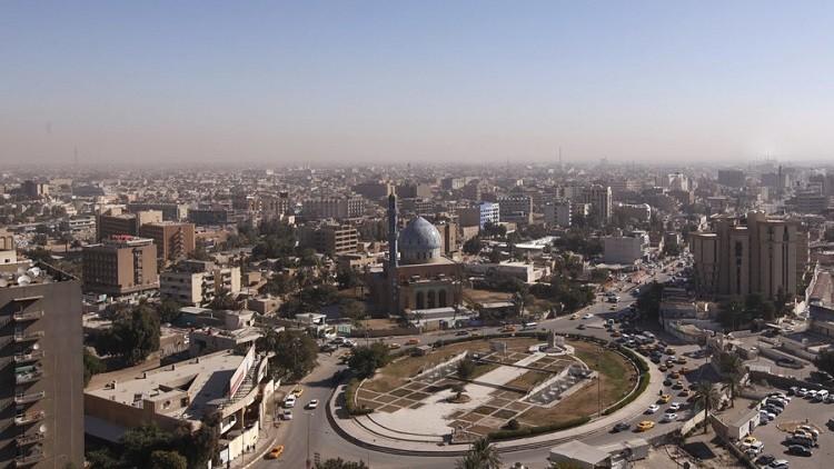 قتلى وجرحى بتفجير انتحاري استهدف مسجدا في بغداد