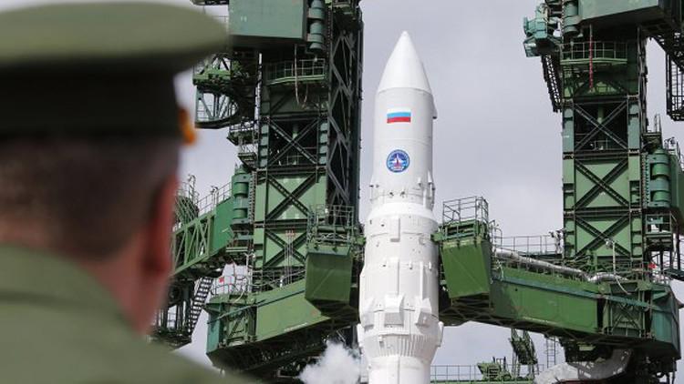 احتمال تأجيل أول إطلاق تجاري لصاروخ روسي ثقيل