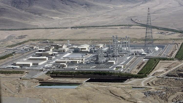 واشنطن تشتري 32 طنا من المياه الثقيلة من طهران