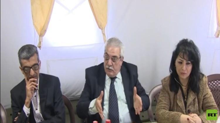 معارضة حميميم: خروج الأسد يعني تقسيم سوريا