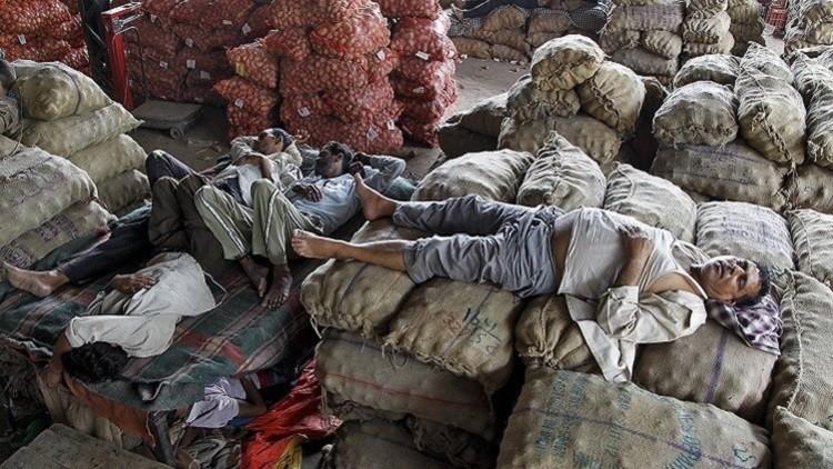 أكثر من 220 شخصا ضحايا الجفاف في الهند